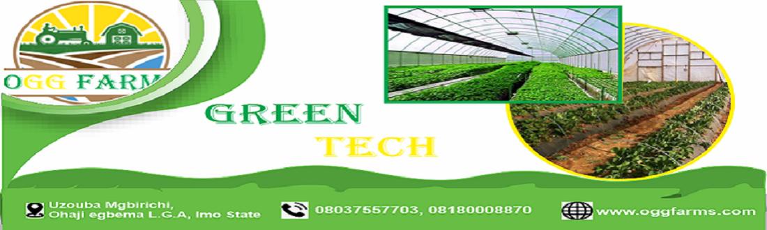 greenhouse tech in Nigeria